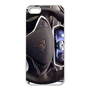 Cool-Benz Unique car Steering wheel Phone Case For Iphone 5/5S Cover