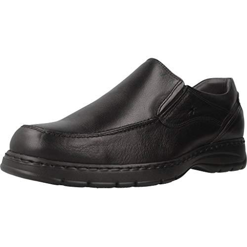 Negro FLUCHOS Negro FLUCHOS Mocasines para Modelo Negro para Marca 53173 Mocasines Hombre Hombre Color qwXStO