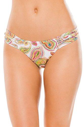 Paisley Bikini Bottom - 4