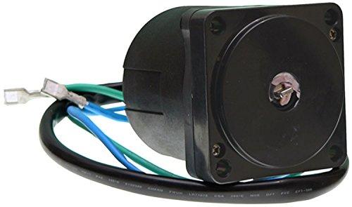 DB Electrical TRM0039 Power Tilt Trim Motor For Evinrude, Johnson, OMC, Yamaha / 64E-43880-00-00, 64E-43880-01-00, 67H-43880-00-00, 67H-43880-04-00 /434495, 434496, 438529, - Motor Power Trim Outboard