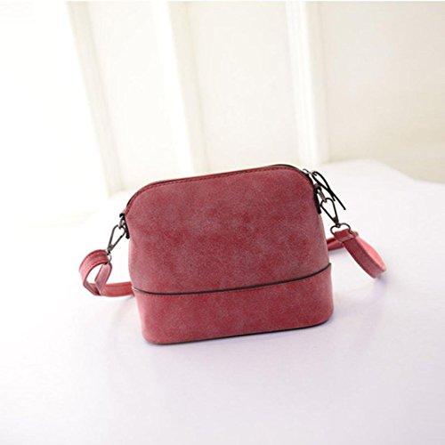 Leather Fashion dragonaur Faux Women Messenger Bag Red Handbag Red Purse Shoulder size Bag Medium qZqt5Enwxr