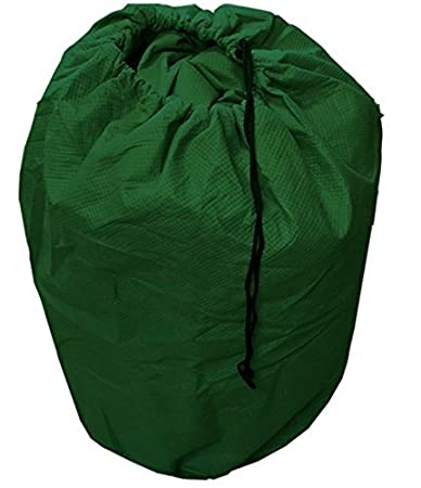 Purely Outdoors CoverPRO Premium Breathable 4-Ply Green Caravan Cover With Free Hitch Cover 21-23ft