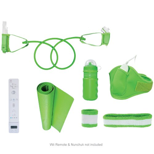 Kit Wii Accessory (Wii Fit 7-in-1 Exercise Kit)