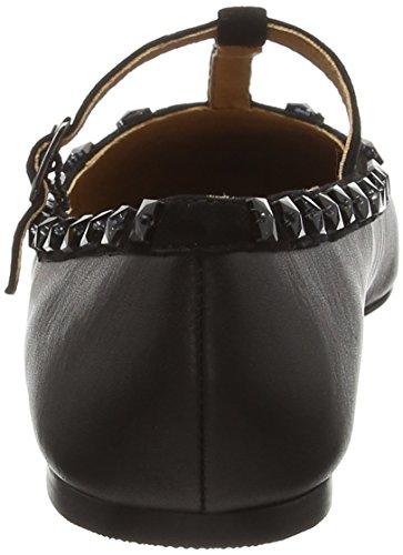 Belmondo 703535 01, Bailarinas para Mujer Negro - negro