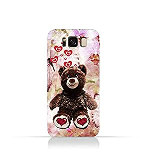 Samsung Galaxy S8 TPU Protective Silicone Case with My Teddy Bear Design