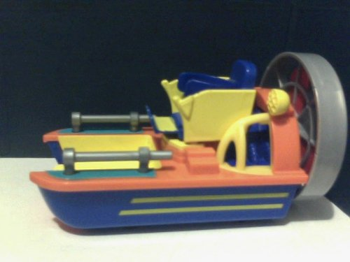 Go Diego Go Rescue Animals Airboat Vehicle, Loose Replacement Part As Shown in (Animal Rescue Boat)