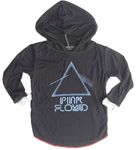 Rowdy Sprout Babys Infant Pink Floyd Hooded Tee