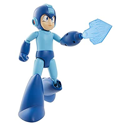 Megaman Classic Deluxe Figure with Lights & Sounds: Toys & Games