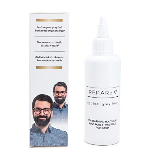 Gray Treatment Formula Mustache Beard product image