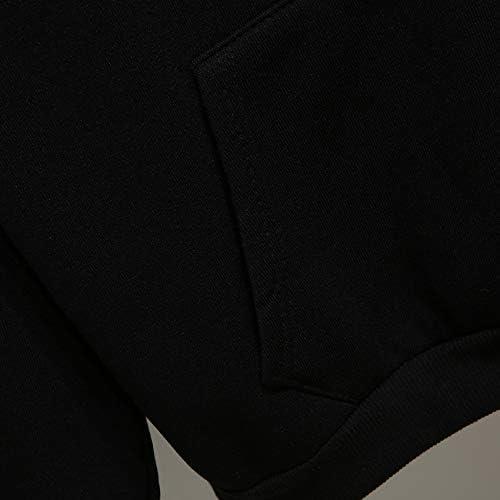 Donna Felpa con Cappuccio Stampare Pullover Camicetta Tops Autunno Inverno Casual Moda Sweatshirt Hoodies