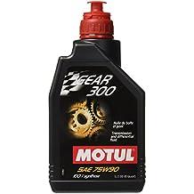Motul Gear300 75w90 Synthetic, Liter