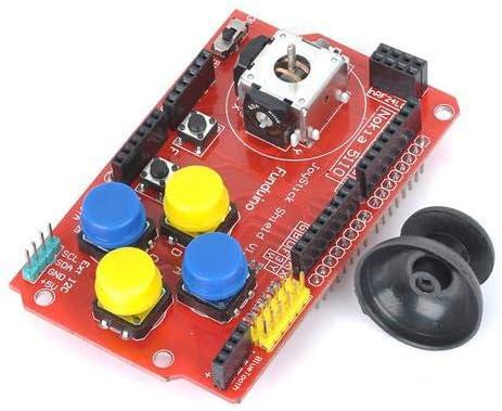 Asiawill gioco di/® fai da te con joystick V1 scheda di espansione per Arduino