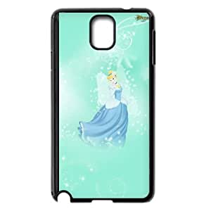 Samsung Galaxy Note 3 Cell Phone Case Black Cinderella S0380261