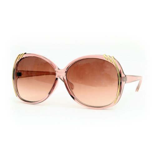 A.J. Morgan Free Press Sunglasses - Crystal Lt. Pink, used for sale  Delivered anywhere in USA