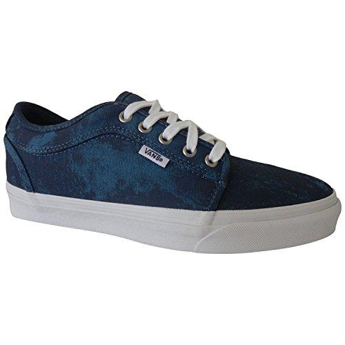 7dec566ece87a3 lovely Vans Men s Chukka Low Skate Shoes-Cyclone Navy-8-Women 6.5 ...