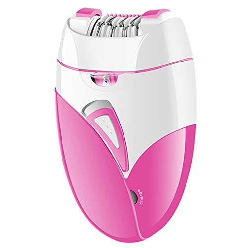 IF.HLMF USB Epilator Rechargeable Electric Hair Removal LED Light Female Epilator for Women Bikini Trimmer Face Depilation Leg Depilatory