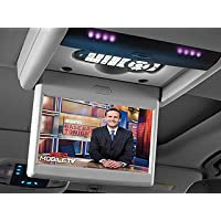 Jeep Grand Cherokee Overhead DVD Rear Seat Entertainment System