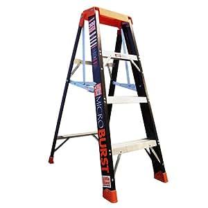 Little Giant 15700 MicroBurst Step Ladder w/ StableLock Type 1A Model 4