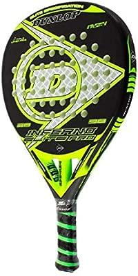 Pala De Padel Dunlop Inferno Elite Pro: Amazon.es: Deportes ...