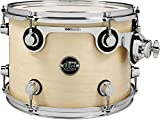 DW Performance Series Mounted Tom - 9'' x 13'' Natural Lacquer