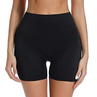Thigh Slimmer Shapewear Panties for Women Slip Shorts High Waist Tummy Control Cincher Girdle Body Shaper