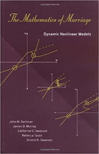 Buy The Mathematics of Marriage - Dynamic Nonlinear Models (A