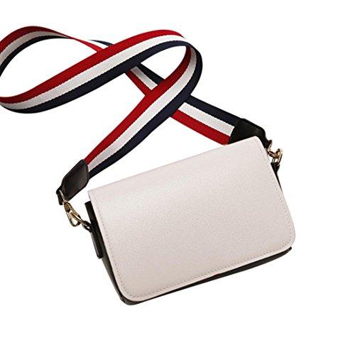 s Fashion Panelled Handbag Crossbody Shoulder Bags Large Tote Ladies Purse Leather Shoulder Bags Satchel Messenger Bag Purse Duseedik Clearance (Beige) ()