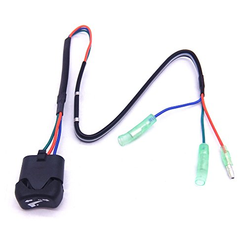 SouthMarine 87-18286A43 18286A43 Trim Tilt Switch for Mercury Outboard Remote Control ()
