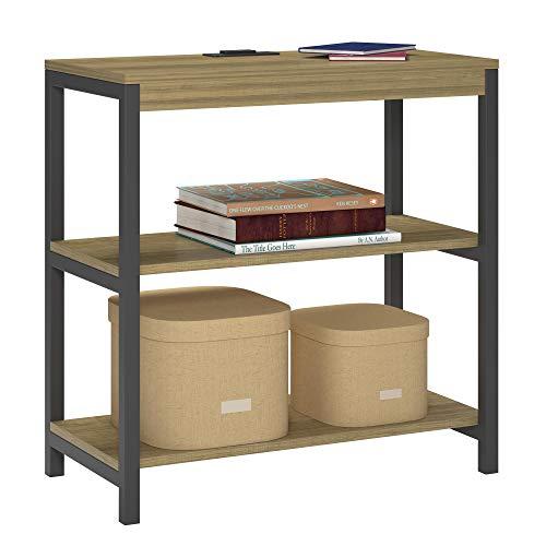 (Ameriwood Home Kayden 3 Shelf Bookcase, Golden Oak)