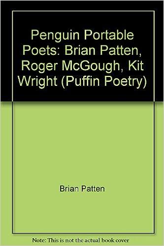 Penguin Portable Poets: Brian Patten, Roger McGough, Kit Wright