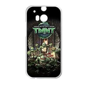 Teenage Mutant Ninja Turtles TMNT White HTC M8 case