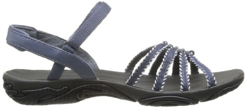 20 DECK. W Kayenta  Dream Wave 1004888 - Sandalias de tela para mujer, color azul, talla Azul (Bleu (Slate))