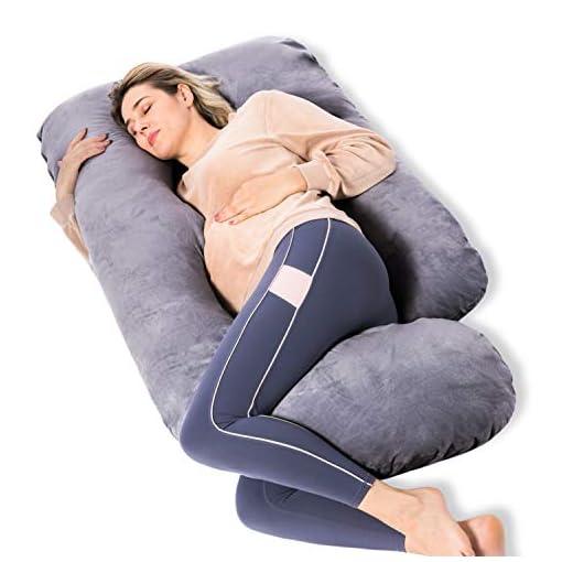 Momcozy Full Body Pregnancy Pillow