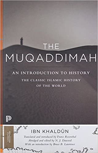 image for The Muqaddimah: An Introduction to History - Abridged Edition (Princeton Classics)