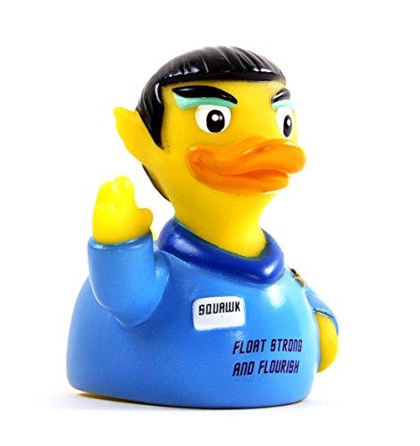 (CelebriDucks Mr. Squawk Bath Toy )