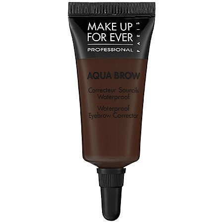 Make Up For Ever Aqua Brow - Waterproof Eyebrow Corrector 30 - Dark Brown by Make Up For Ever