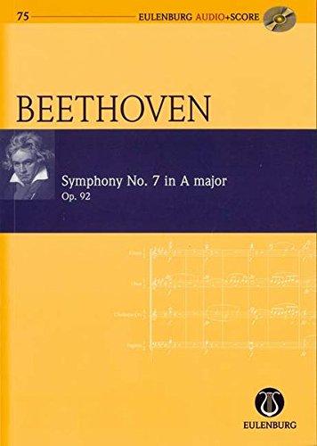 Download Symphony No. 7 in A Major Op. 92: Eulenburg Audio Score 75 PDF
