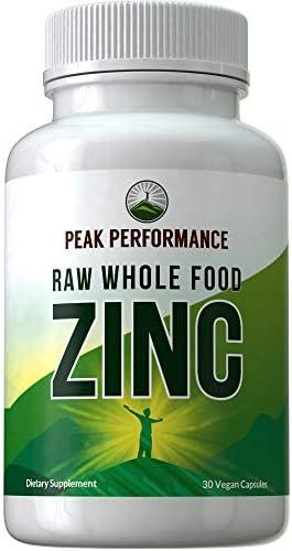 Supplement Peak Performance Vegetable Ingredients product image