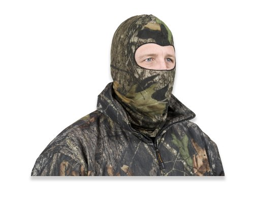 Mossy Oak Full Spandex Face Mask (Obsession, One Size) - Hunting Face Mask