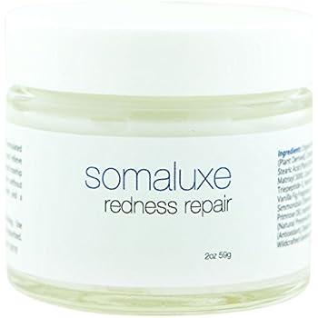 Somaluxe Redness Repair Moisturizer for Sensitive Skin and Rosacea, 2 oz