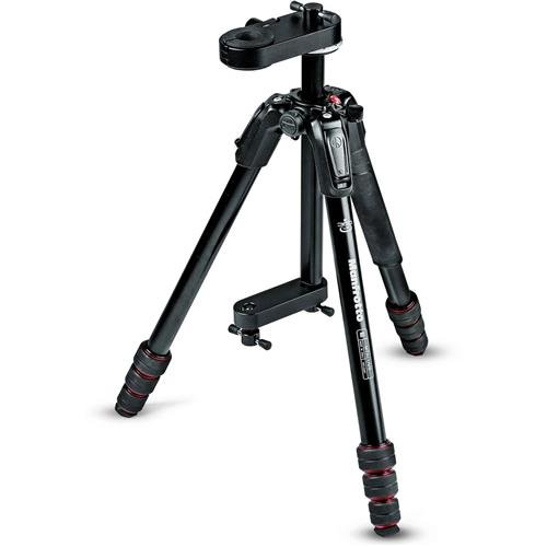 Manfrotto VR, Virtual Reality VR Tripod, Aluminum (MTALUVR)