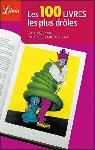 En ligne téléchargement gratuit Les 100 livres les plus drôles epub, pdf