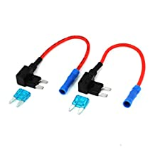 TAP Adapter Add-A-Circuit Blade Fuse Holder 2pcs