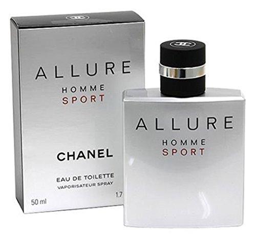 Allure Homme Sport After Shave (CHȂNEL Allure Homme Sport Eau De Toilette Spray for Men 1.7 FL. OZ./50 ml)