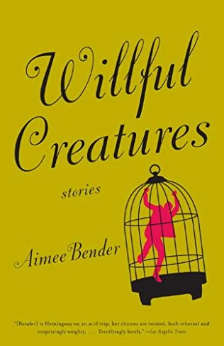 book cover of Willful Creatures