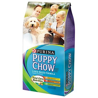 Purina Puppy Chow Large Breed Formula, My Pet Supplies