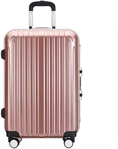 20 inches, 24 inches, 26 inches, 29 inches Z/&YY Aircraft Wheel Trolley case Business Travel Suitcase Men and Women Leisure Travel Boarding Password Lock Box