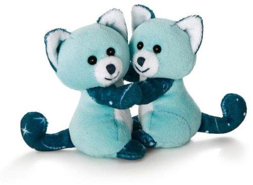 Stuffed Animal - Plush Trudi Zoodiac - Gemini - Cm.9 - (Cod. 52138)