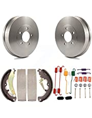 Rear Brake Drum Shoes And Spring Kit For Ford Escape Mercury Mariner Mazda Tribute