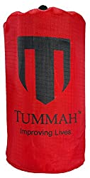 "Tummah Emergency Survival Mylar Thermal Sleeping Bag Blanket - Bonus - Receive A ""Must Read"" The Basic Survival Guide Ebook With Your Order! A Value Absolutely Free"